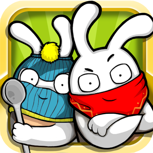 Robber Rabbits! HD (AppStore Link)